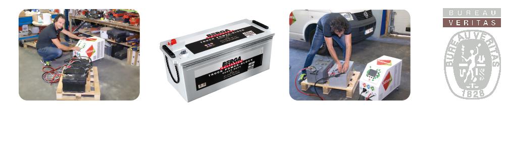 Régénérateur BatteriesNRT10D R