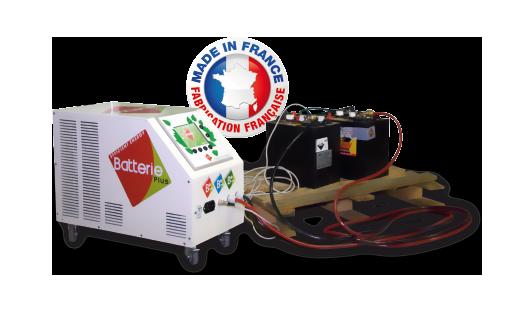 régénérateurs de batteries traction nouveau BRT10