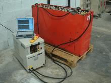 Banc de décharge batteries