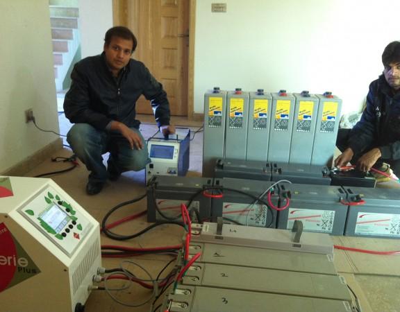 Regenerateur batterie pakistan