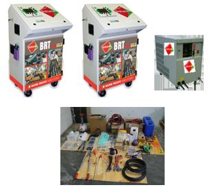 régénérateur et régénération de batteries Atelier de régénération de batteries