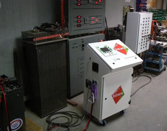 workshop batterie regenerator, regeneration batterie