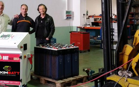 LekimBatt batteries regenerator
