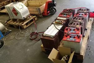 Atelier regeneration batteries