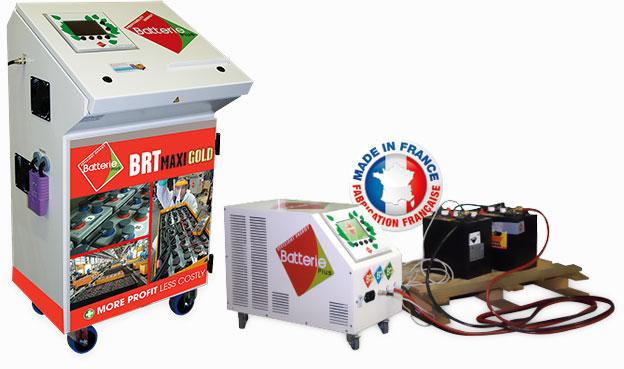 battery-regenerator