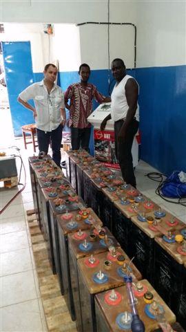 Régénérateurs de Batteries