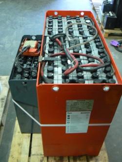 batterie plus battery regeneration