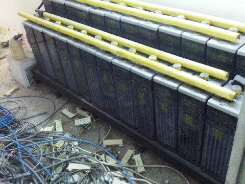 batteries stationnaires Pb ouvert