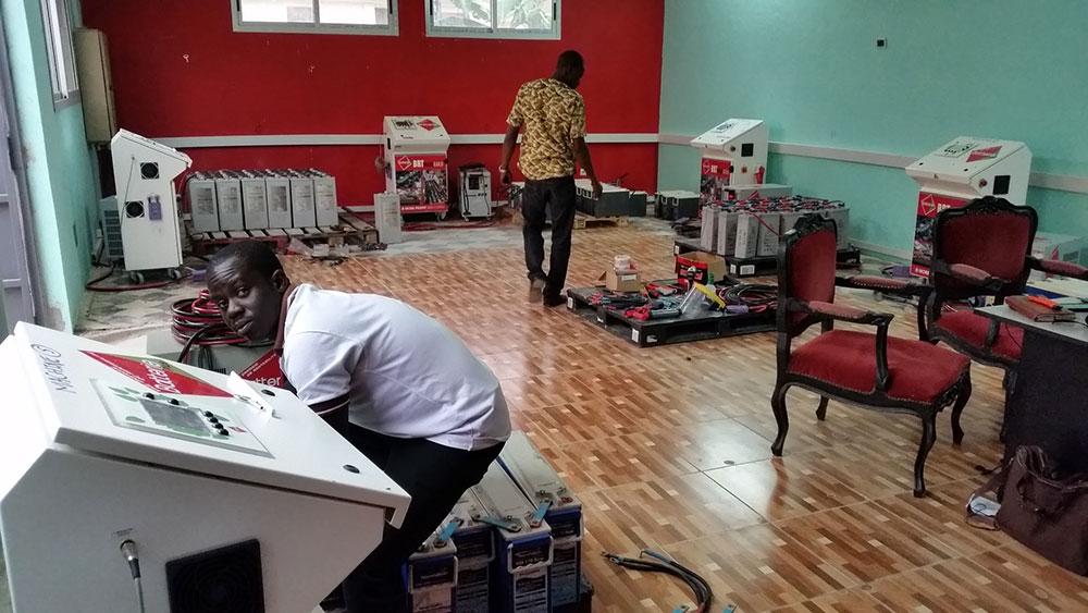 Batterie Plus Ivory Coast News