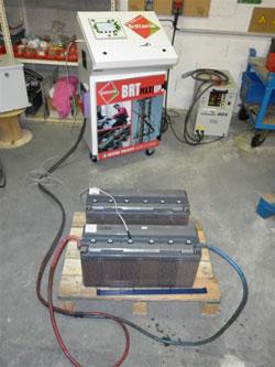 les batteries-régénérées