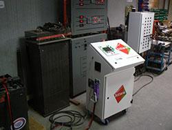 Régénérateur batteries et banc d'essai brt10
