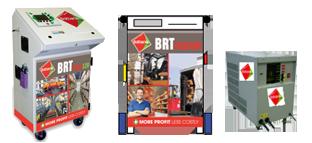 Régénération et régénérateurs de batteries pour Atelier de manutention charriots