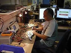 Technicien Batterie Plus régénération de batterie Maxi Gold