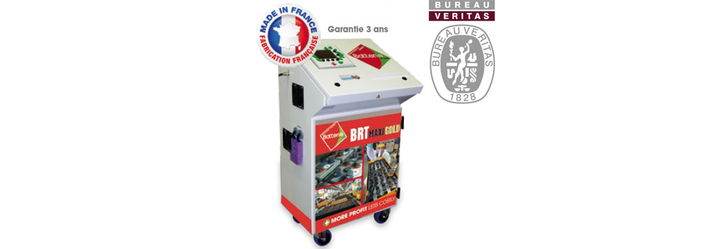 BRT Maxi Gold battery regenerator regeneration batteries