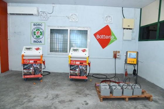 Battery Regeneration India