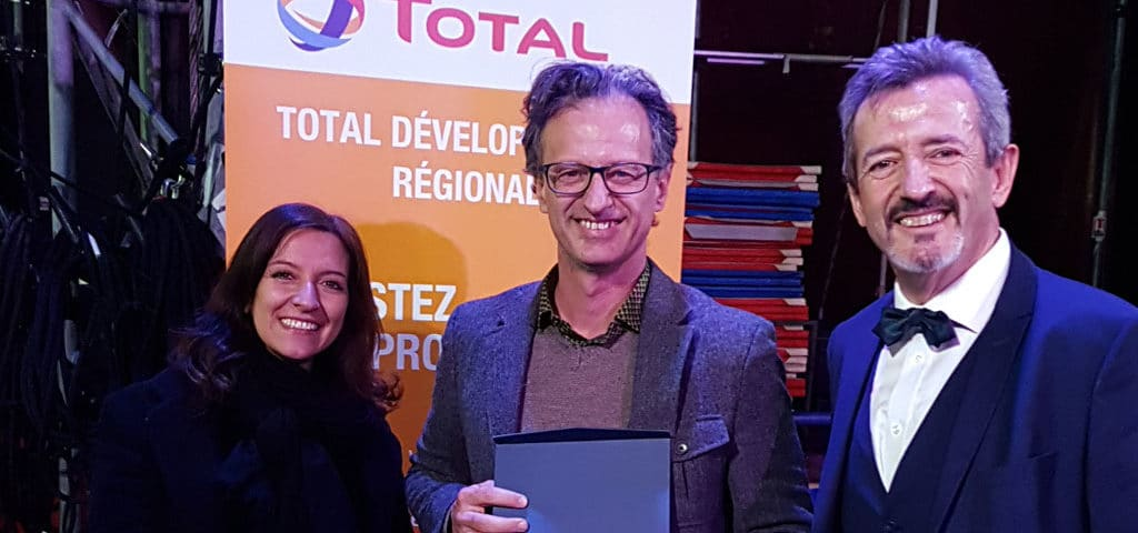 Batteries regenerators winner of TOTAL REGIONAL DEVELOPMENT