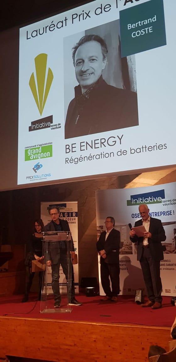 Battery Regenerator Award Terre De Vaucluse