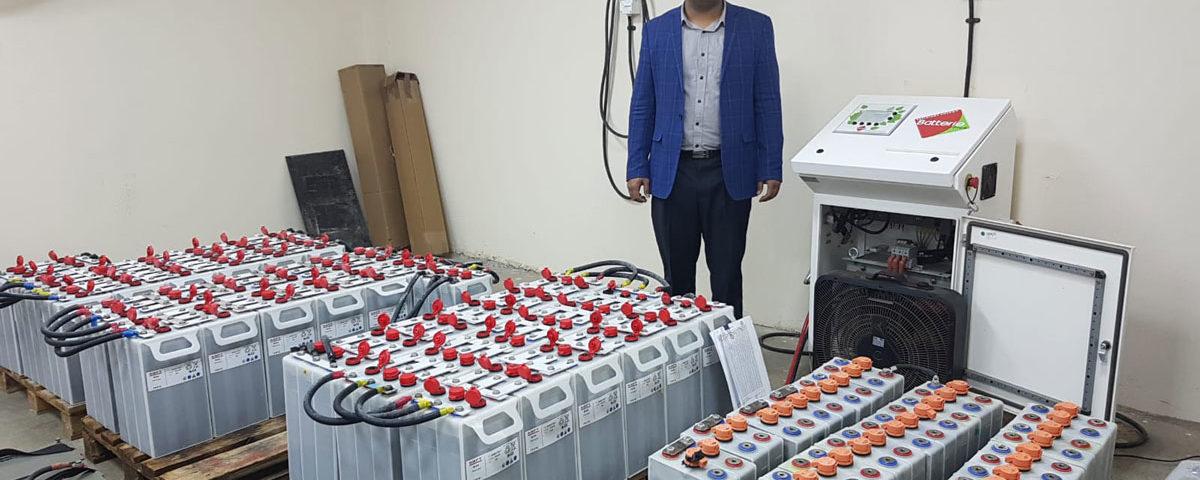 Régénération batterie économie Corée