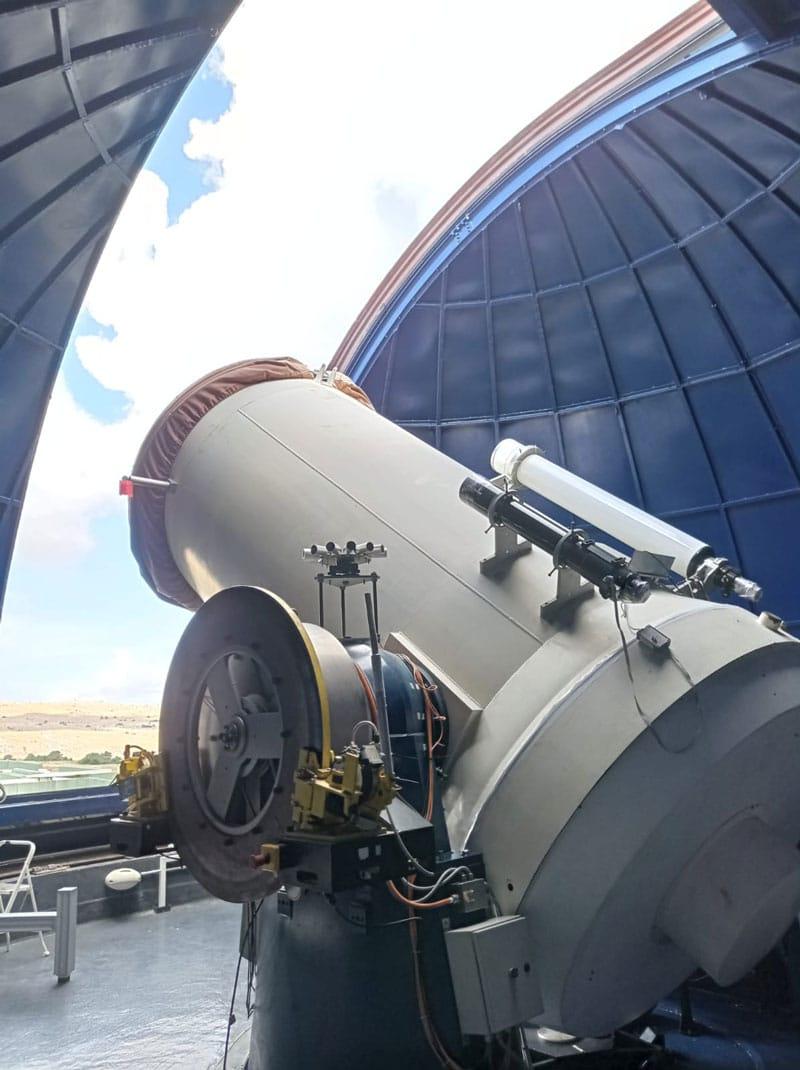 Regeneration Batteries Observatoire Cote d'Azur