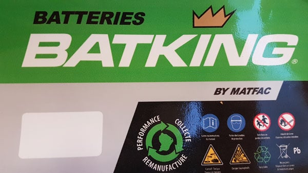 Batteries Batking