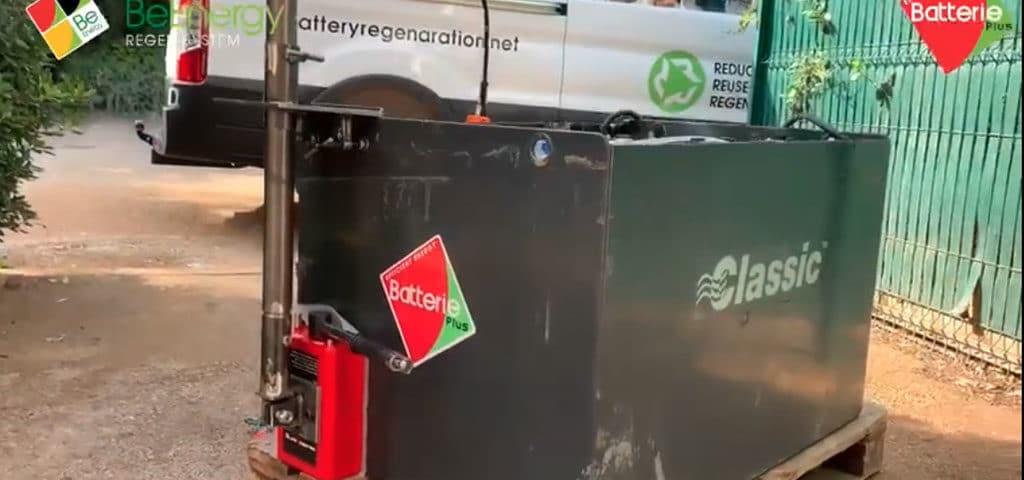 Améliorer la maintenance des batteries